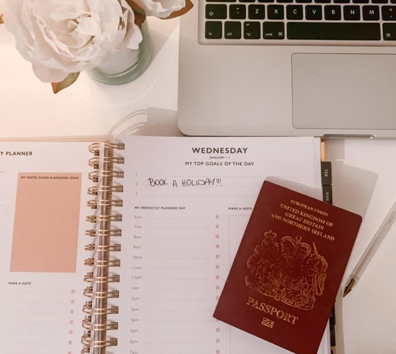 2020 travel plans