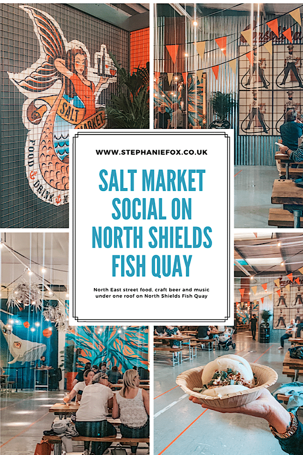 Salt Market Social on North Shields Fish Quay