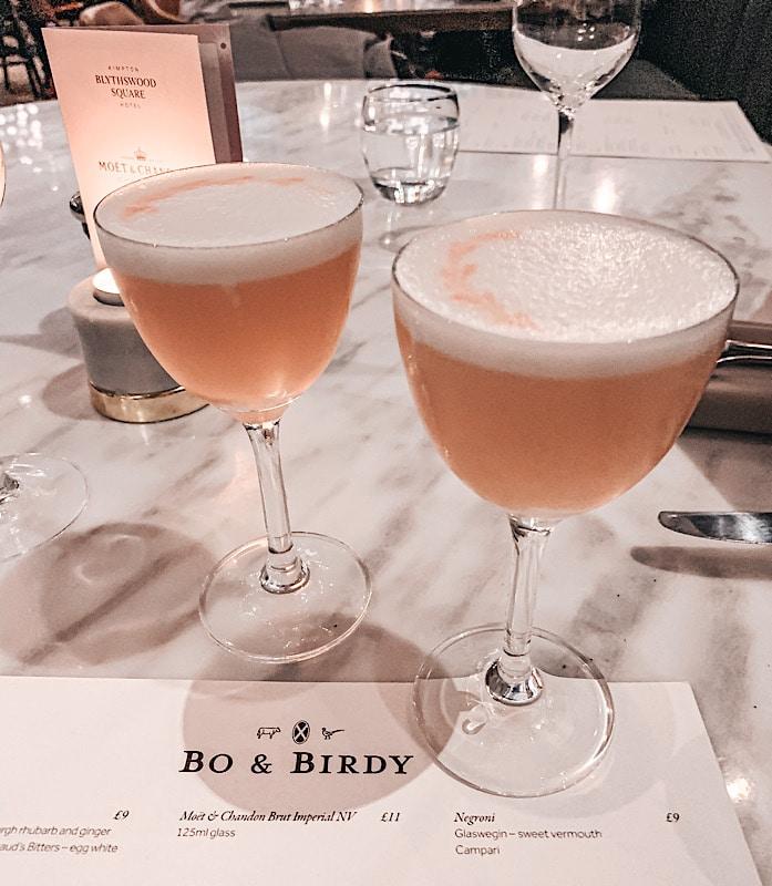 Bo & Birdy Glasgow