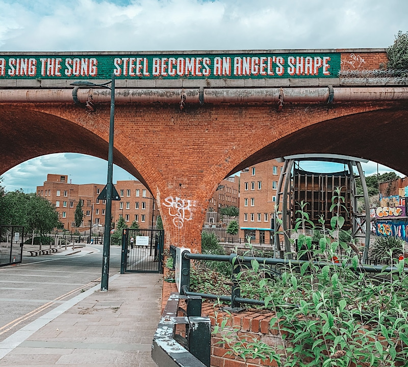 How to Enjoy a day out to Ouseburn, Newcastle