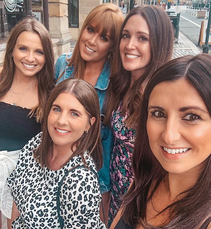 Girls in Newcastle