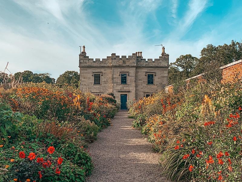 Floors Castle Gardens
