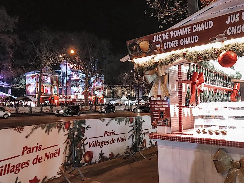 Visiting Paris In December