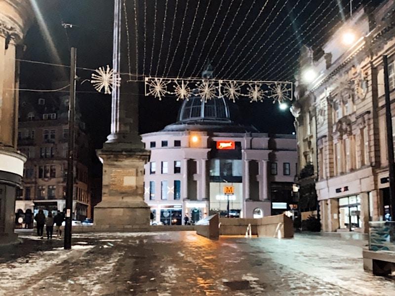 Newcastle January 2021