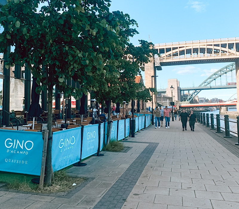 Ginos Terrace Newcastle