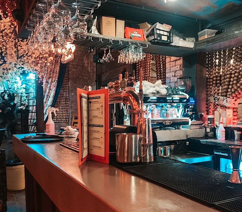 Geisha bar Newcastle