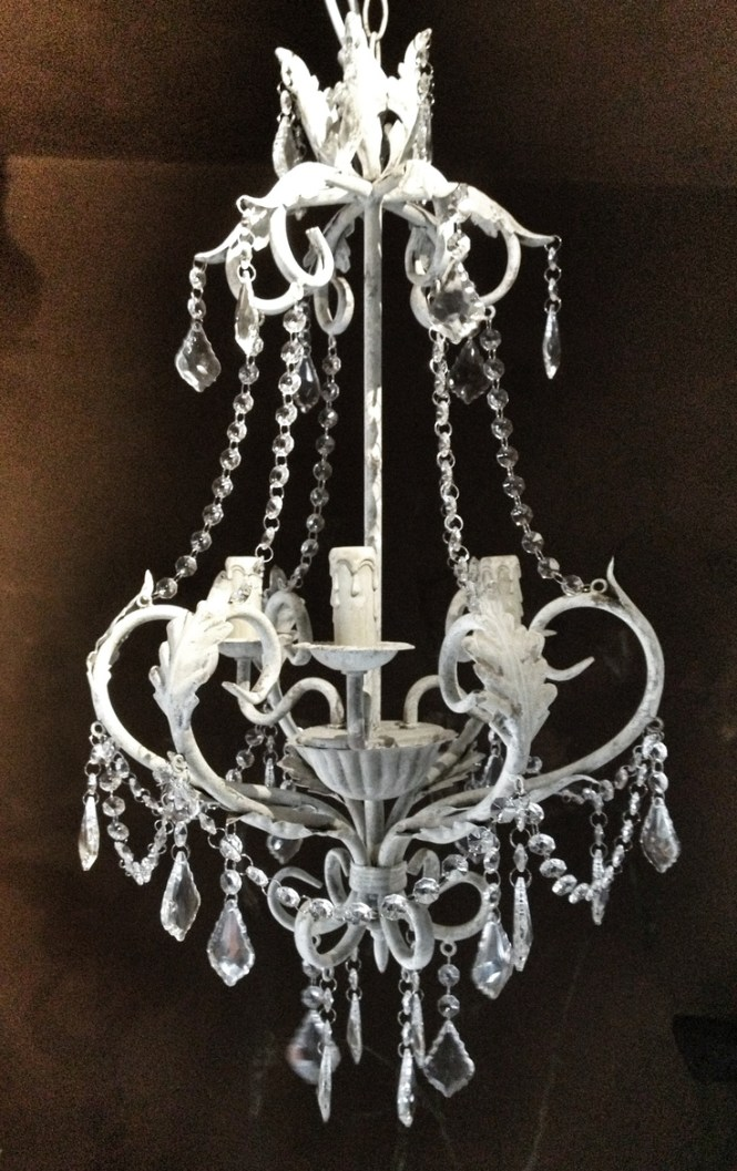 Chandelier Crystals Murano Crystal Light Fixture