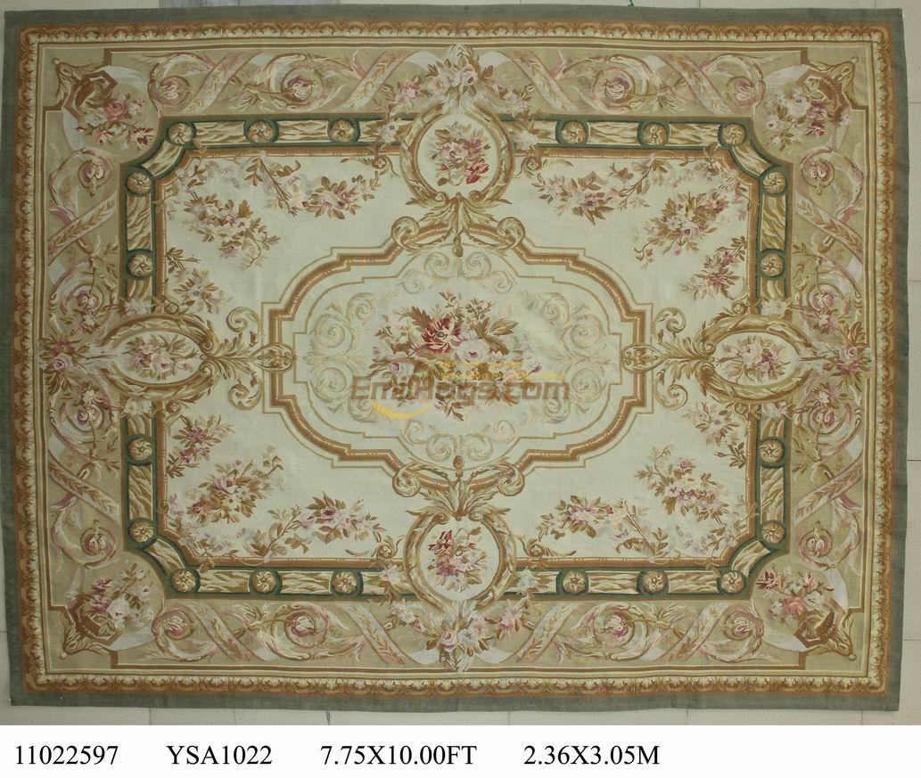 Decor Make Your Floor More Amusing With Aubusson Rugs For