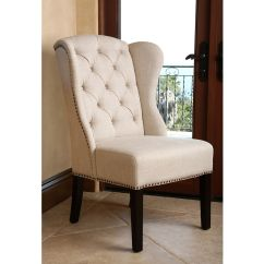 Kohls Dining Chairs Office Chair Non Rolling Room Enchanting Tufted For Home