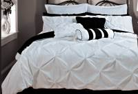 Bedroom: Using White Duvet Cover Queen For Gorgeous ...