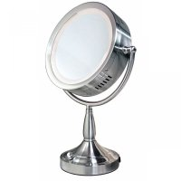 Bedroom: Using Best Lighted Makeup Mirror For Pretty Home ...