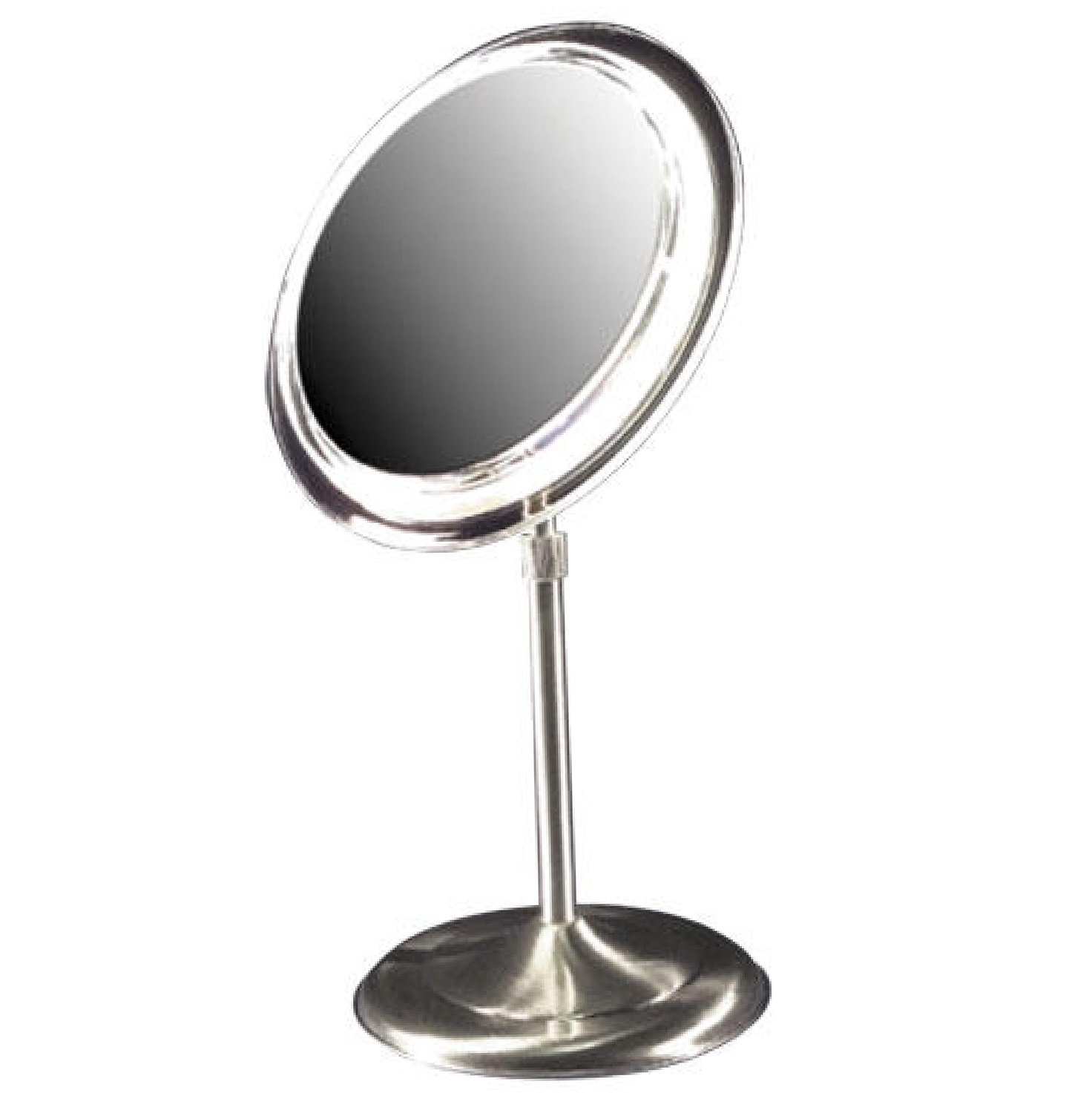 Bedroom Using Best Lighted Makeup Mirror For Pretty Home