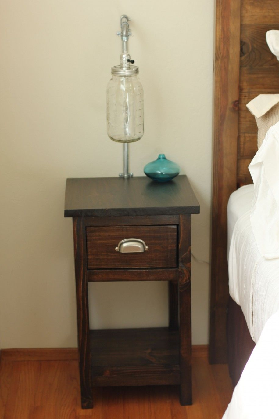 Bedroom Appealing Narrow Nightstand For Bedroom Furniture Ideas  Stephaniegatschetcom