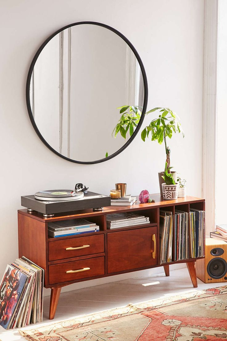 Bedroom: Appealing Oversized Mirrors For Home Decoration