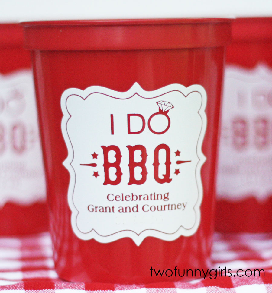 Ideas Pretty Personalized Plastic Cups For Cool Drinkware