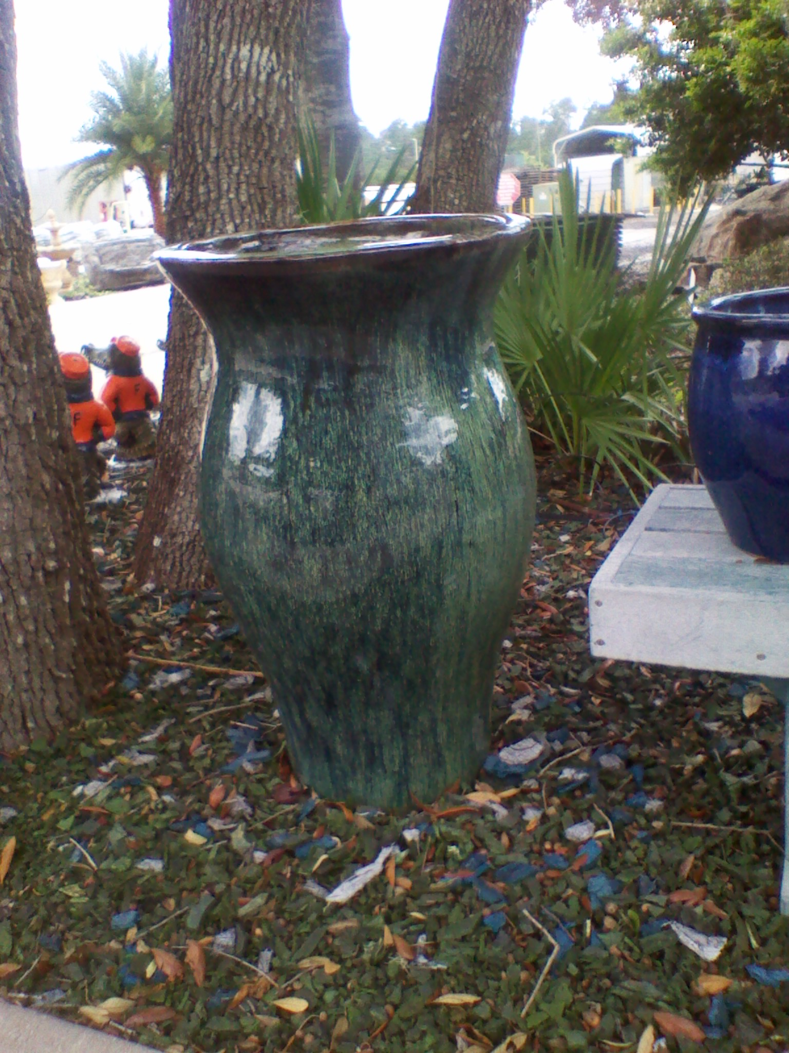 Tall Planters Home Depot