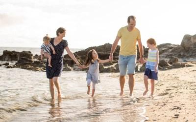 Séance famille Bretagne