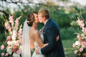 Des Moines Sticks Objects of Art wedding with beautiful classic details.