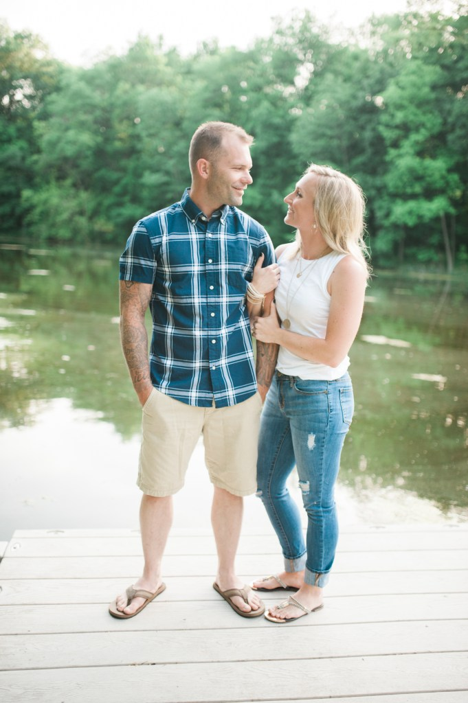 ©StephanieMariePhotography_Solon Engagement Summer 2016 Tattoos and Blonde hair-1