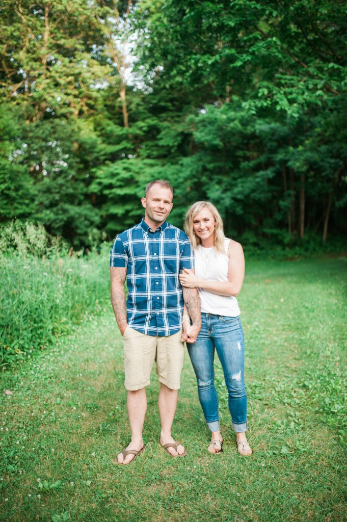 ©StephanieMariePhotography_Solon Engagement Summer 2016 Tattoos and Blonde hair-11