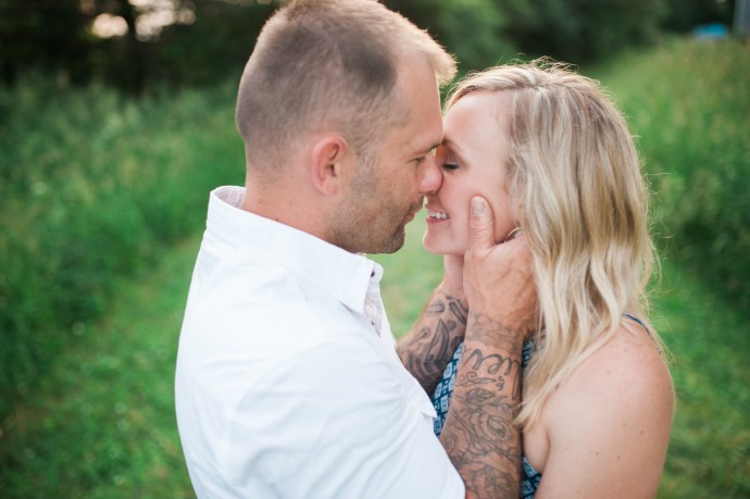 ©StephanieMariePhotography_Solon Engagement Summer 2016 Tattoos and Blonde hair-35
