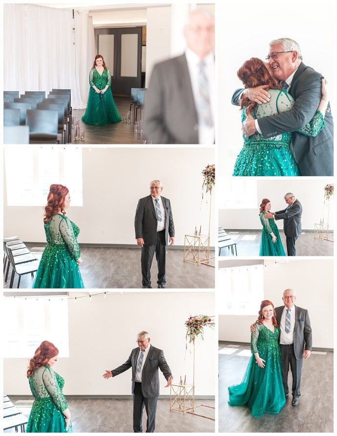Stephanie Marie Photography Eastbank Venue and Lounge Cedar Rapids Iowa City Wedding Photographer Pete Leslie Akers 29