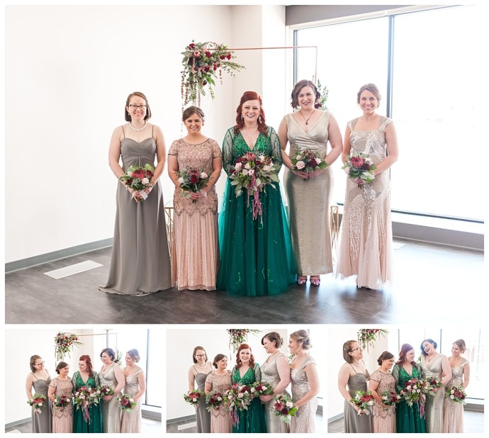 Stephanie Marie Photography Eastbank Venue and Lounge Cedar Rapids Iowa City Wedding Photographer Pete Leslie Akers 32