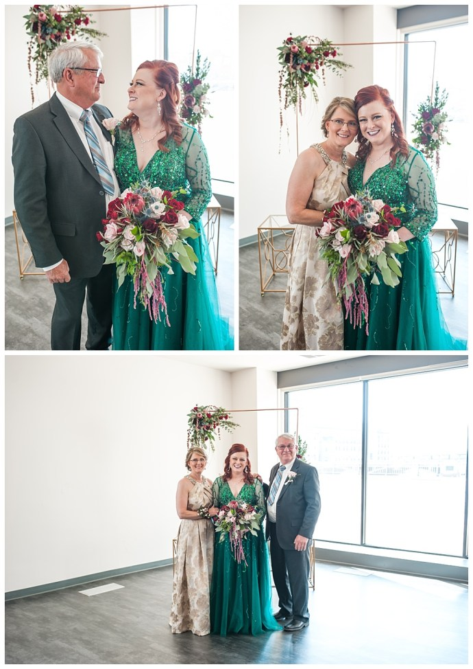 Stephanie Marie Photography Eastbank Venue and Lounge Cedar Rapids Iowa City Wedding Photographer Pete Leslie Akers 60