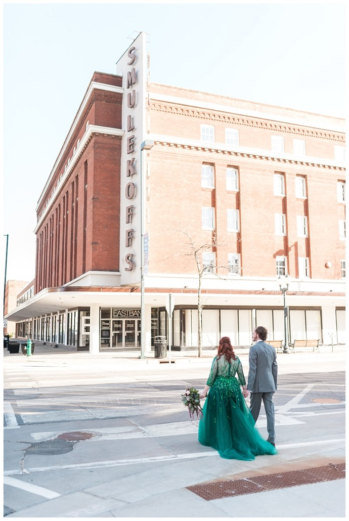 Stephanie Marie Photography Eastbank Venue and Lounge Cedar Rapids Iowa City Wedding Photographer Pete Leslie Akers 90