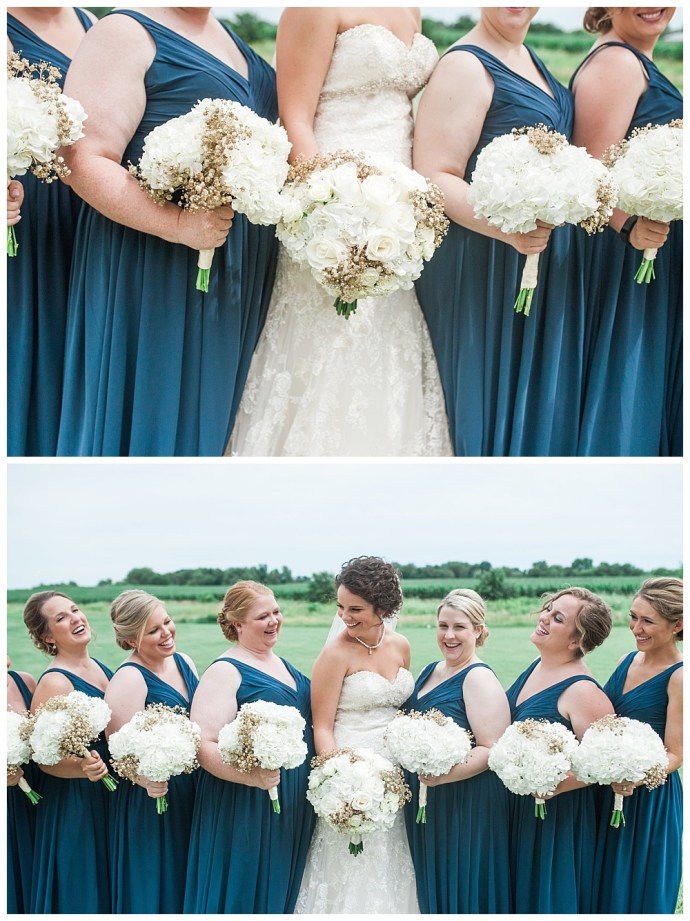 Stephanie Marie Photography Echo Hill Presbyterian Church Marriott Cedar Rapids Iowa City Wedding Photographer Tom Meghan 14