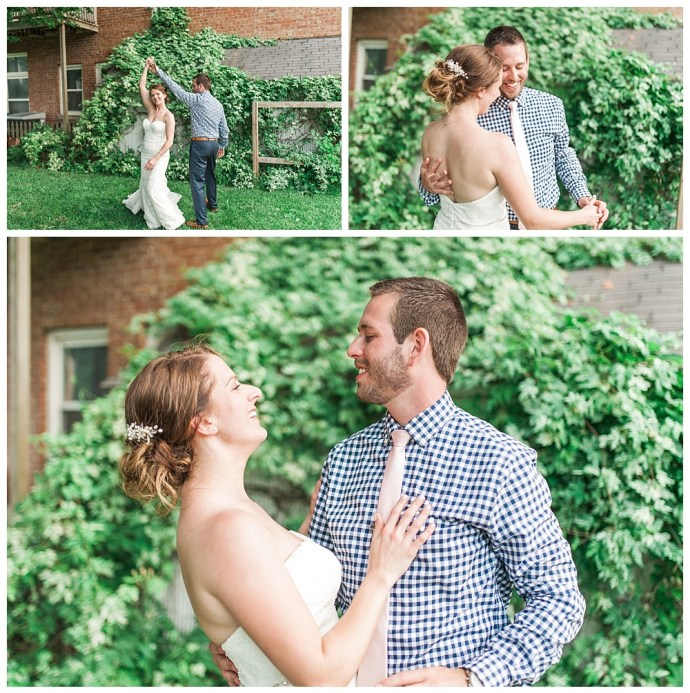 Stephanie Marie Photography Palmer House Stable Events Solon Iowa City Wedding Photographer Aaron Jenn 24