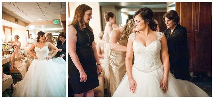 Stephanie Marie Photography Cedar Rapids Country Club New Years Eve Iowa City Wedding Photographer Josh Emily 5