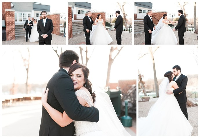 Stephanie Marie Photography Cedar Rapids Country Club New Years Eve Iowa City Wedding Photographer Josh Emily 10