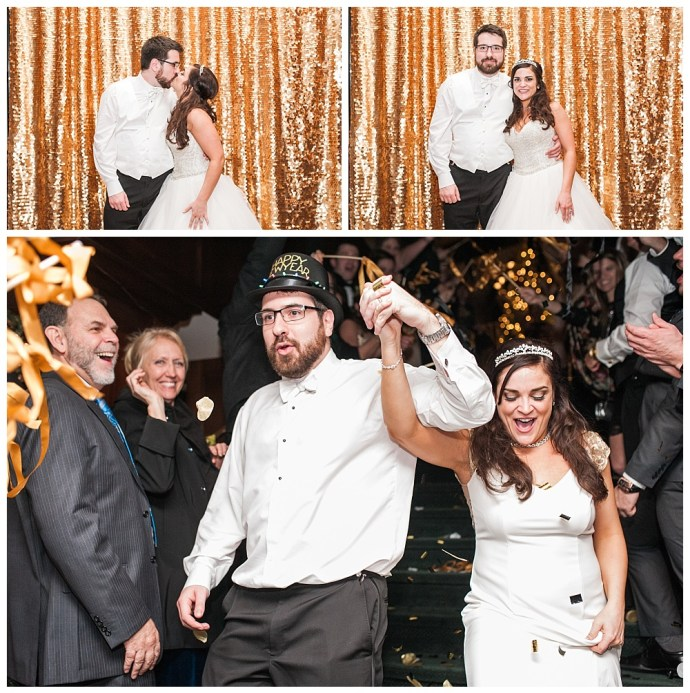 Stephanie Marie Photography Cedar Rapids Country Club New Years Eve Iowa City Wedding Photographer Josh Emily 20