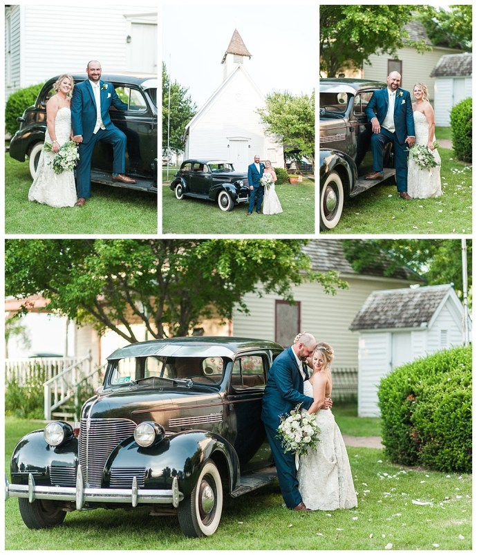 Stephanie Marie Photography Woodbury County Fair Church Moville Iowa City Wedding Photographer Katie Kurt 33
