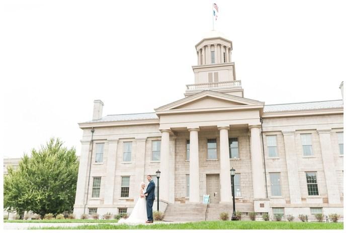 Stephanie Marie Photography Saint Marys Catholic Church Bella Sala Wedding Iowa City Tiffin Wedding Photographer Alex Bobby Telford_0017.jpg