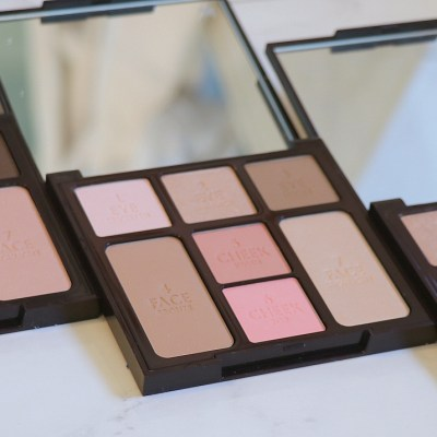 Charlotte Tilbury Instant Look in a Palette Review & Comparison of All Three: Natural Beauty, Seductive Beauty, Beauty Glow