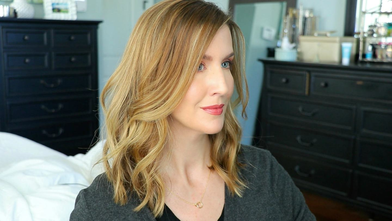 Comment coiffer une coupe de cheveux Lob | Boucles malpropres faciles