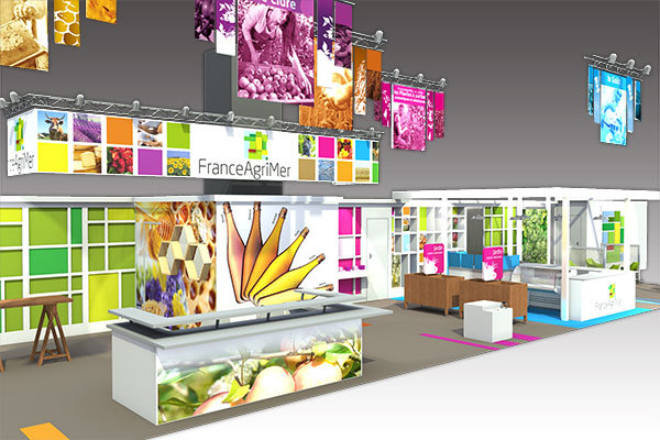 Stand Salon agriculture