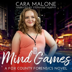 Audiobook - Mind Games by Cara Malone, written by Stephanie Murphy
