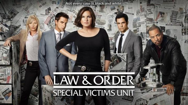 Law & Order SVU // stephanieorefice.net