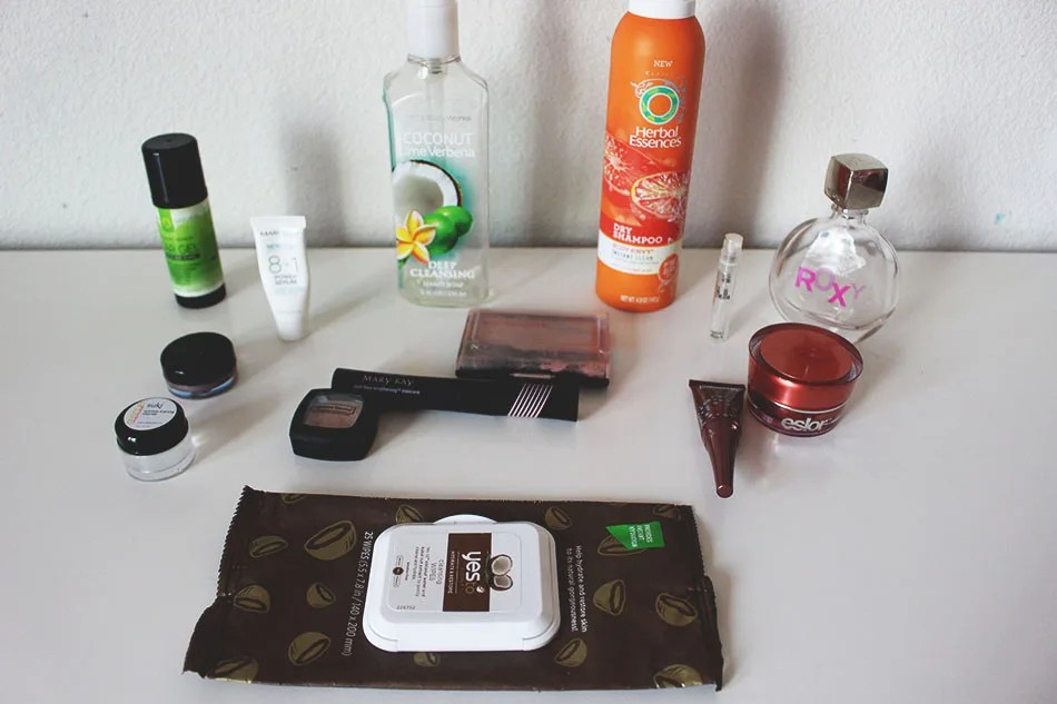 Empties v. 4 // stephanieorefice.net
