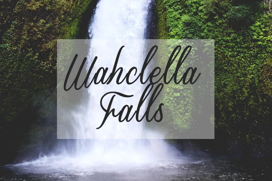Wahclella Falls // Columbia River Gorge, OR // stephanieorefice.net
