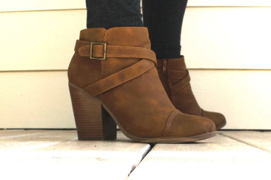 lauren conrad booties // stephanieorefice.net