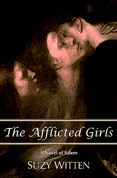 400THE AFFLICTED GIRLS Front Cover
