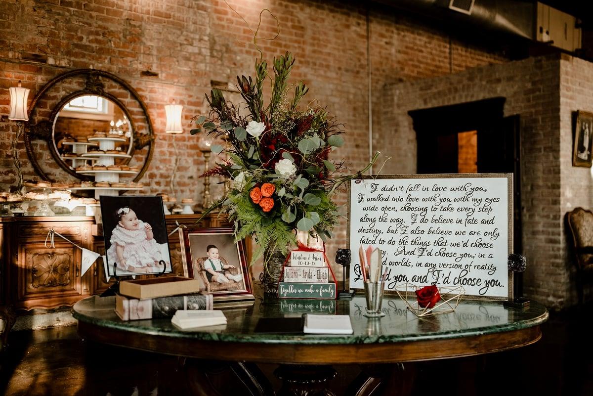 Butlers Courtyard Wedding Houston  Houston Wedding