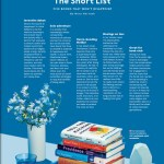 """Real Simple Magazine's """"Five Books That Won't Disappoint,"""" includes """"ALONE TIME: Four Seasons, Four Cities, and the Pleasures of Solitude."""""""