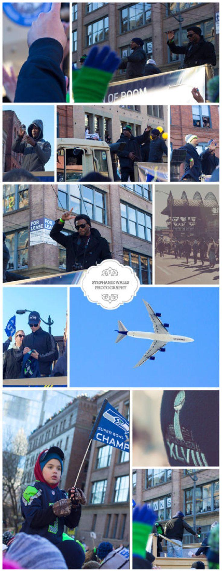 Seahawk parade 2 700,000 SEAHAWK PARADE|SEATTLE PHOTOGRAPHER