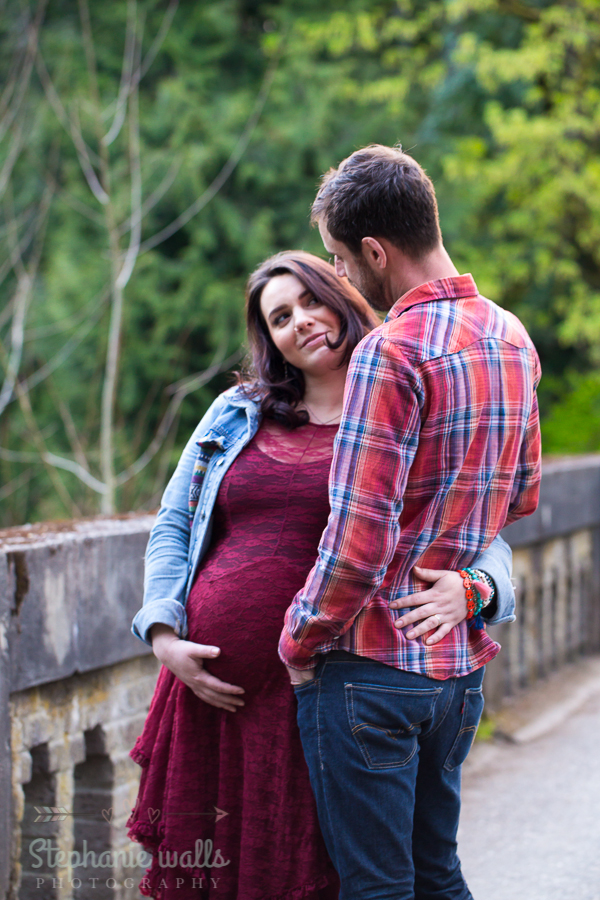 Nikkis Maternity 15 Washington Park Arboretum| Nikkole & Jon| Seattle Maternity Photographer