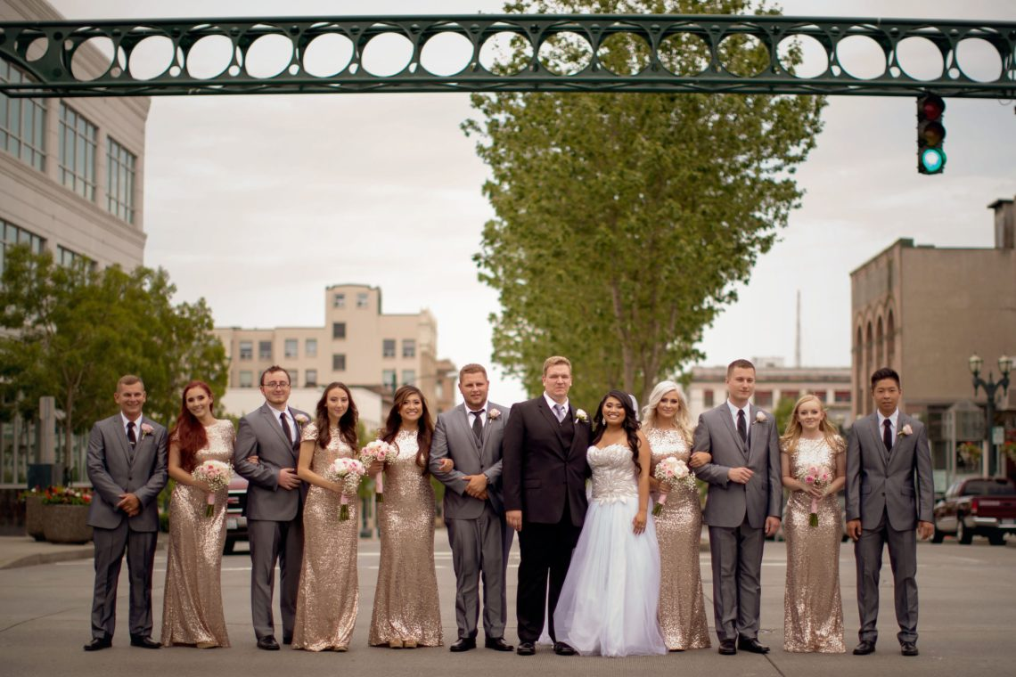 Aleshchenko Wedding Party 15 GLAM MONTE CRISTO BALLROOM WEDDING | EVERETT WEDDING PHOTOGRAPHER